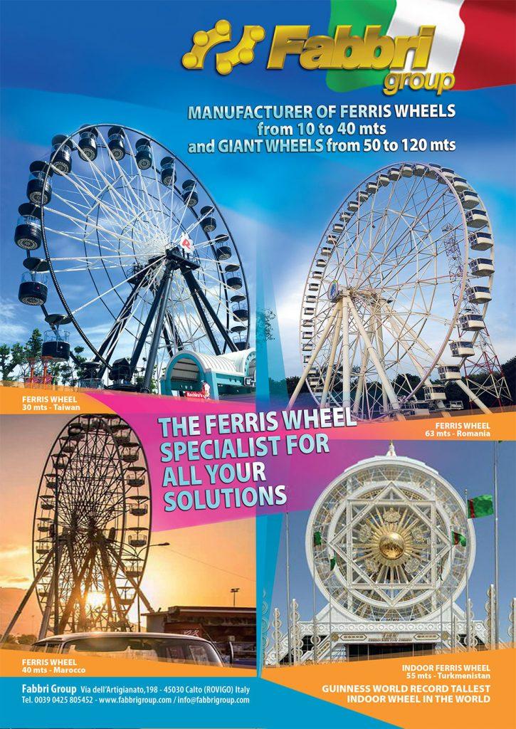 Ferris Wheel Games & Park - 13th June 2016