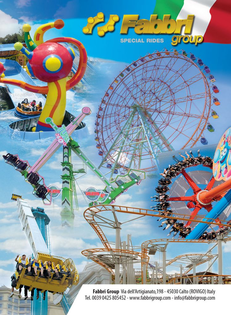 Special Ride Park World - 20th June 2016