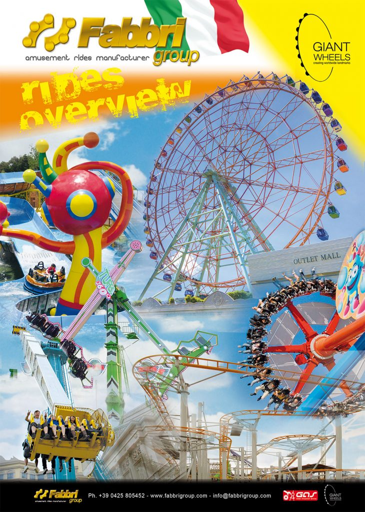 Rides Overview Games & Park - 21th July 2016