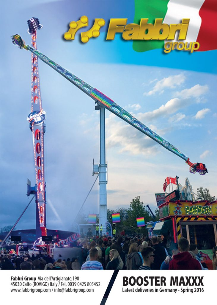Booster Maxxx Park World - 25th May 2016