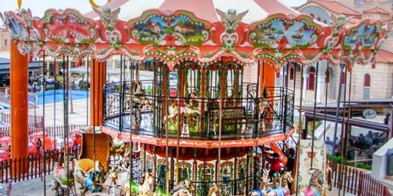 Double Deck Carousel (2)