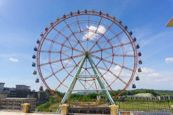 Giant Wheel 100