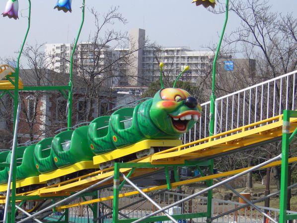 Wacky Worm Coaster (3)