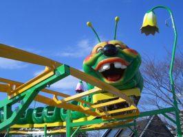 Wacky Worm Coaster (5)