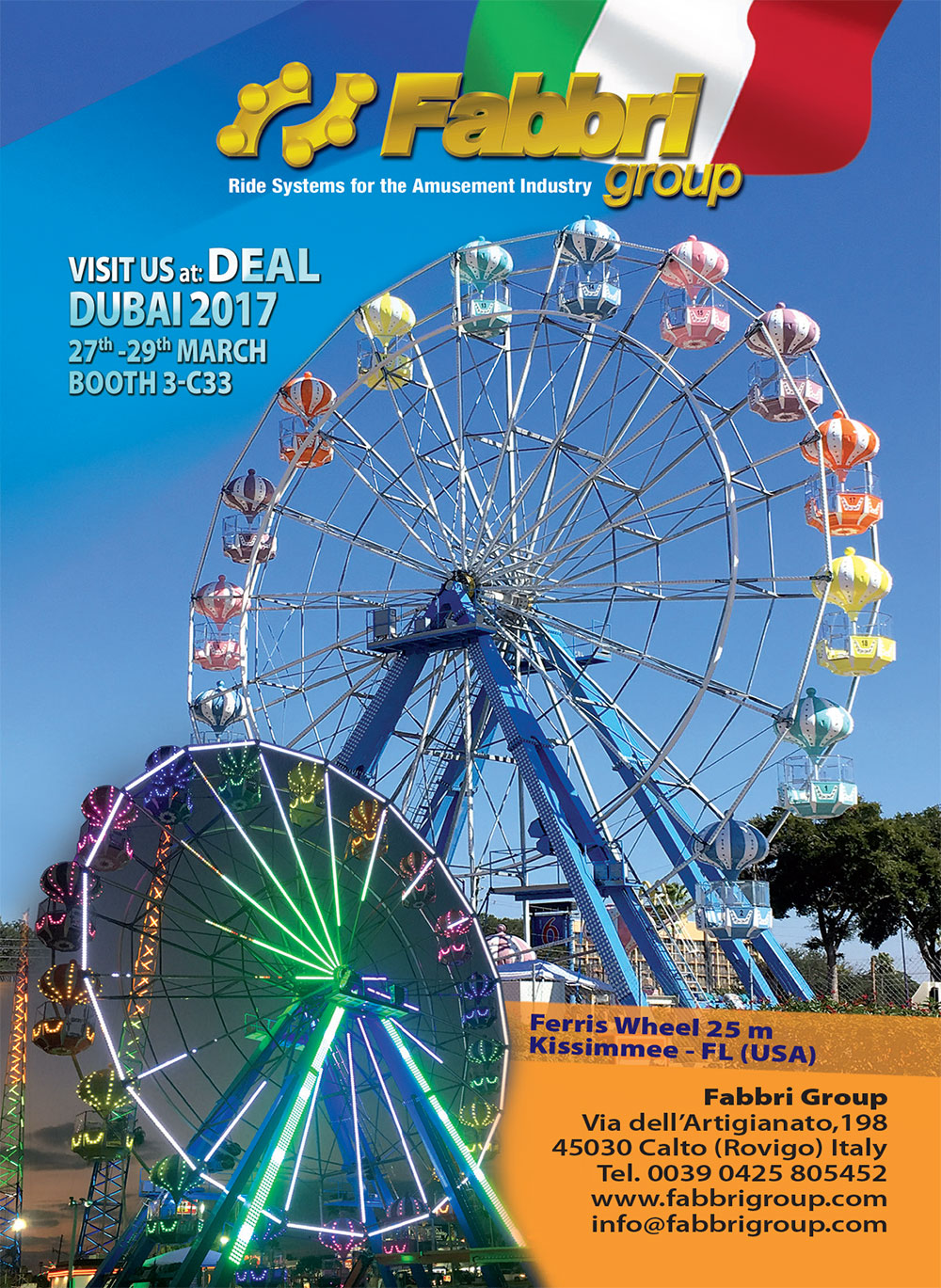 RP Kissimmee DEAL Dubai Park World - 10th March 2017