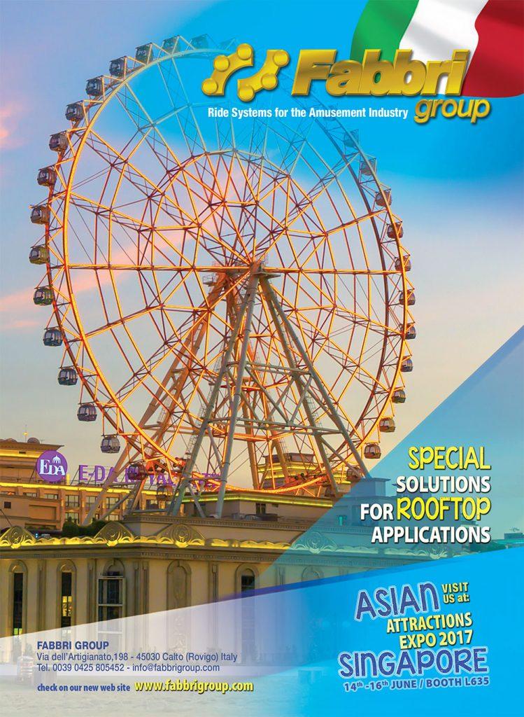 IAAPA Asia Park World - 26th May 2017